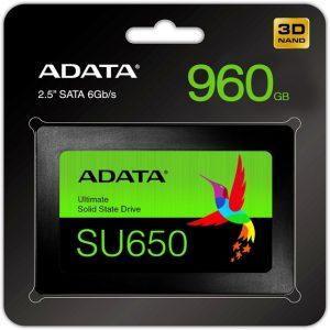 SSD 2.5 ADATA SU650 960GB ASU650SS-240GT-R