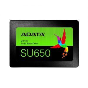 SSD 2.5 ADATA SU650 240GB ASU650SS-240GT-R