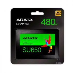 SSD 2.5 ADATA SU650 480GB ASU650SS-480GT-R
